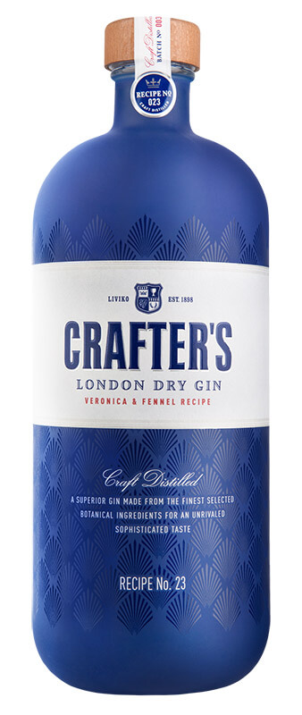 CRAFTER`S LONDON DRY GIN