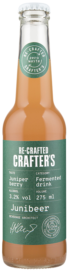 """RE-CRAFTED CRAFTER'S JUNIBEER 3,2%"""