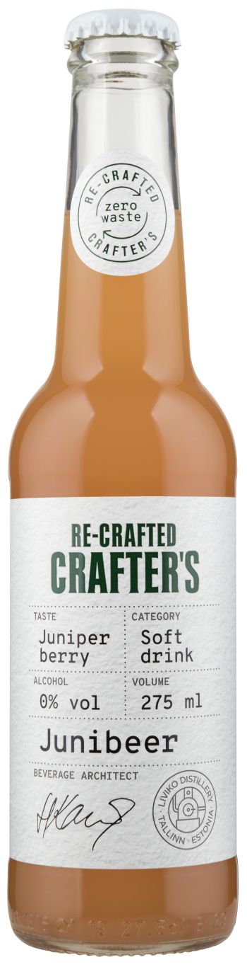 """RE-CRAFTED CRAFTER'S JUNIBEER"""