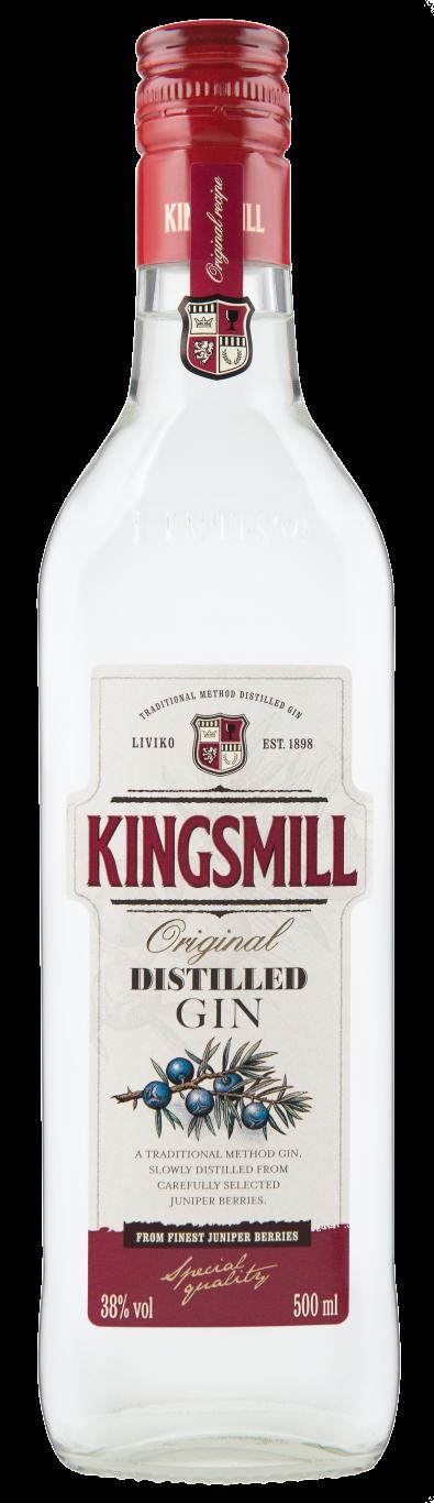 """""""KINGSMILL GIN"""""""