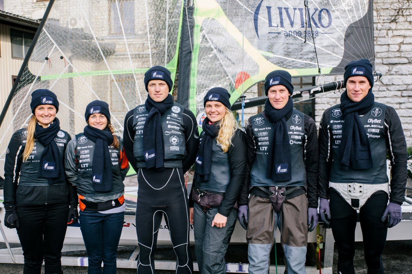 ESTONIAN SAILORS STRIVING FOR THE TOP 10 AT THE TOKYO OLYMPICS