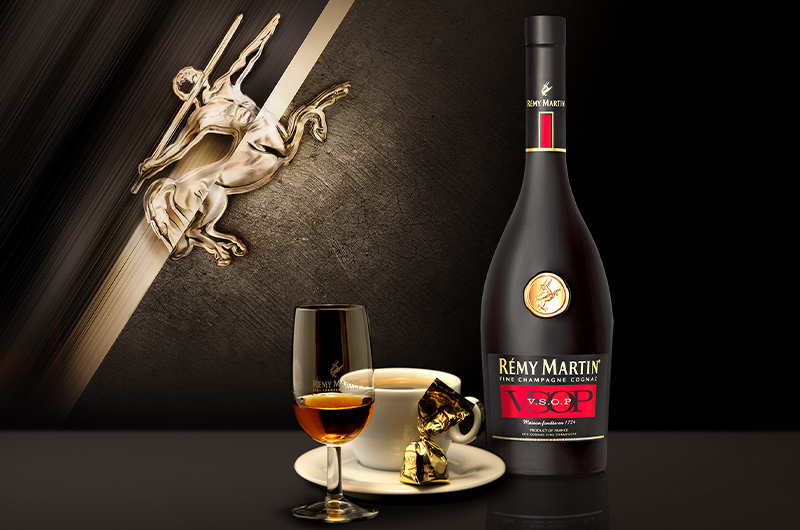 RÉMY MARTIN & CHOCOLATE