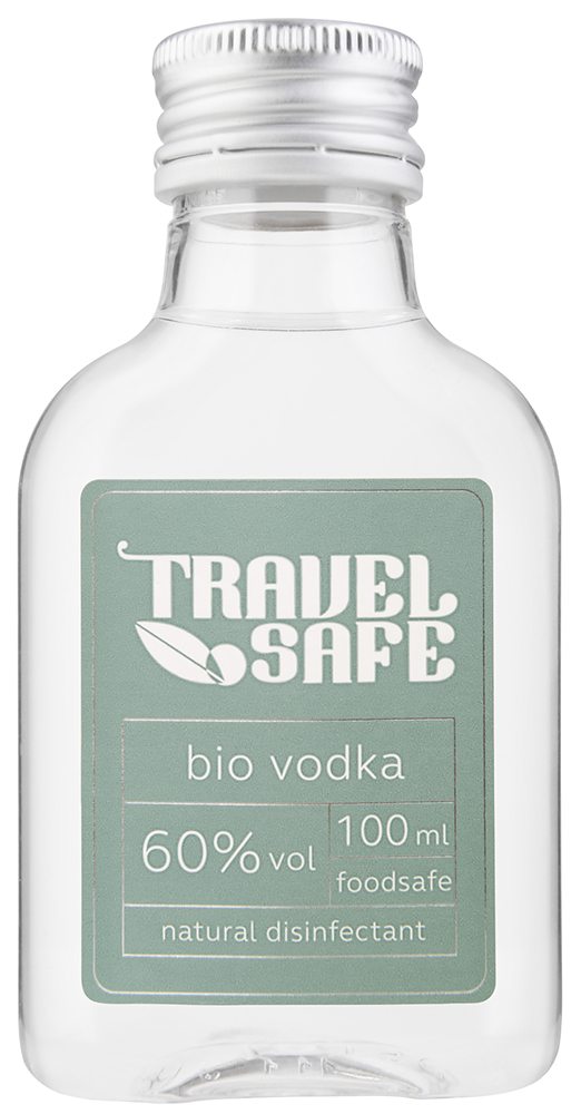 Travel Safe Bio Vodka