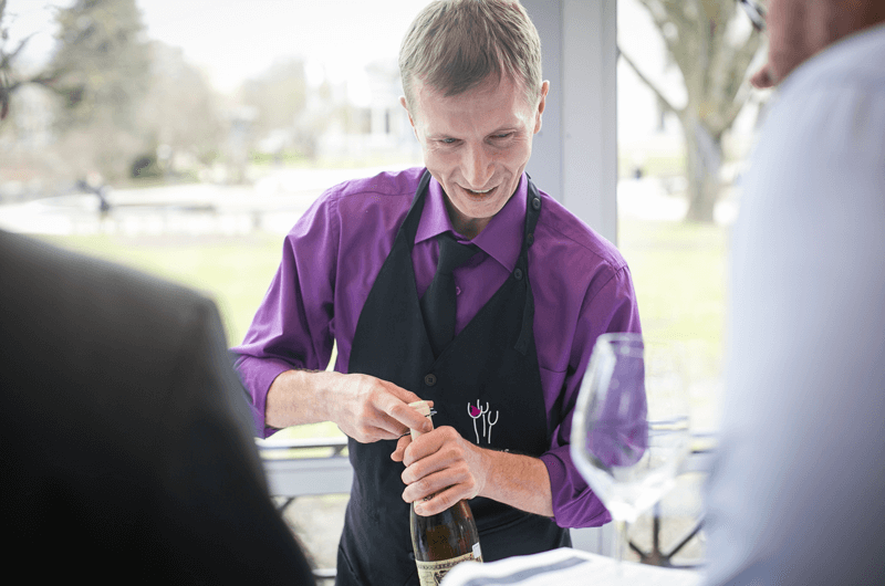 WINE BRAND MANAGER & SOMMELIER - AIGARS LUKSTINS
